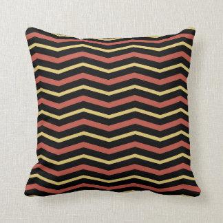 Chevron (earth) cushion