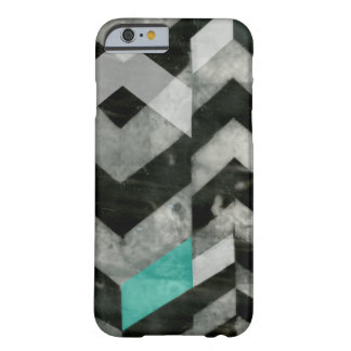Chevron Exclusion II Barely There iPhone 6 Case