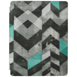 Chevron Exclusion II iPad Cover