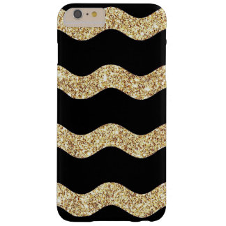 Chevron Glitter Case