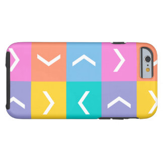 Chevron lularoe inspired colors tough iPhone 6 case