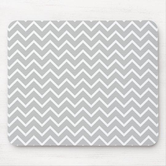 Chevron Mousepad -  Grey