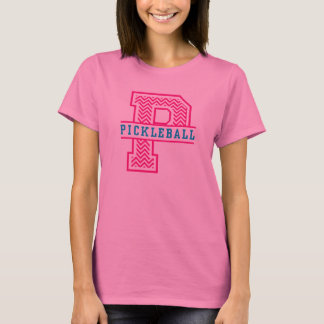 Chevron P is for Women's Shirt