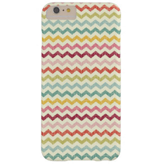 Chevron Pattern 4 Barely There iPhone 6 Plus Case