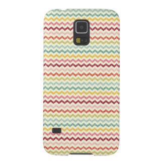 Chevron Pattern 4 Galaxy S5 Cover