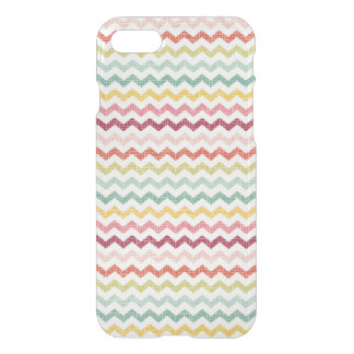 Chevron Pattern 4 iPhone 8/7 Case