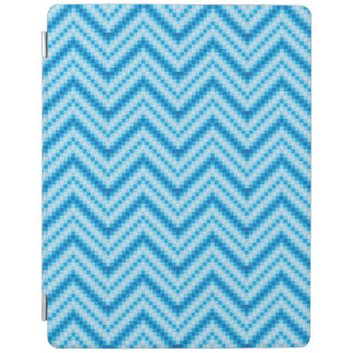 Chevron Pattern Background iPad Cover