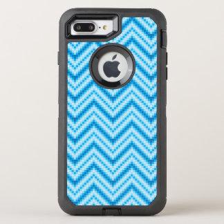 Chevron Pattern Background OtterBox Defender iPhone 8 Plus/7 Plus Case