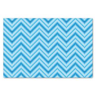 Chevron Pattern Background Tissue Paper