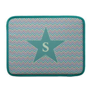 "Chevron Pattern custom 13"" MacBook sleeve"