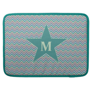 "Chevron Pattern custom 15"" MacBook sleeve"