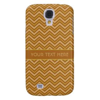 Chevron Pattern custom cases Galaxy S4 Case