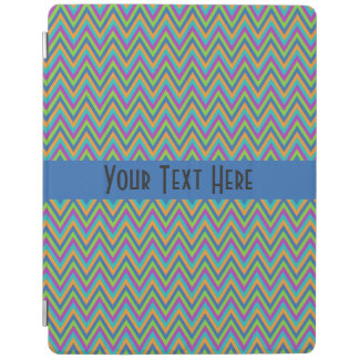 Chevron Pattern custom device covers iPad Cover
