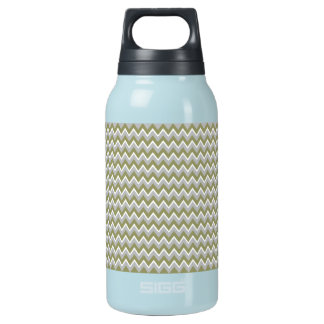 Chevron Pattern custom Insulated Water Bottle
