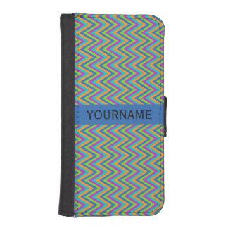 Chevron Pattern custom wallet cases