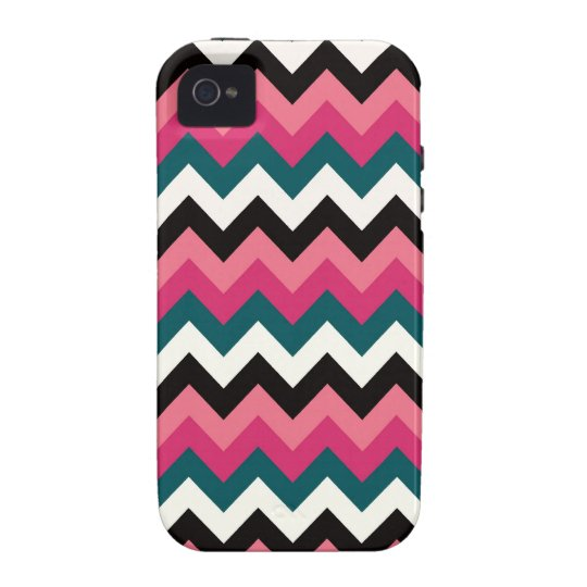 Chevron Pattern iPhone 4/4S Covers