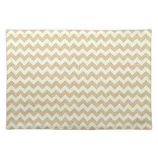 Chevron Pattern Placemat