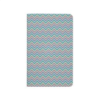Chevron Pattern pocket journals