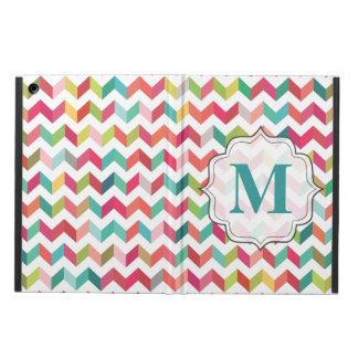Chevron Personalized IPAD AIR Cover Powis ICASE