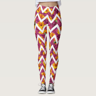 Chevron Summer Leggings