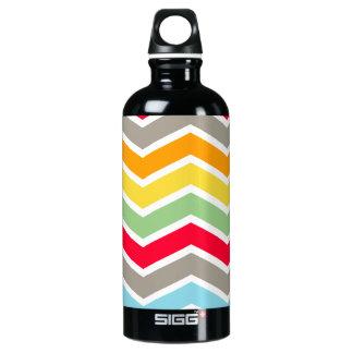Chevron Water Bottle SIGG Traveller 0.6L Water Bottle
