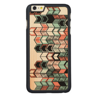 Chevron Wooden Phone Case