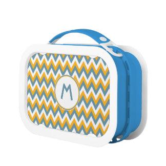 Chevron / Zigzag Pattern custom lunch boxes