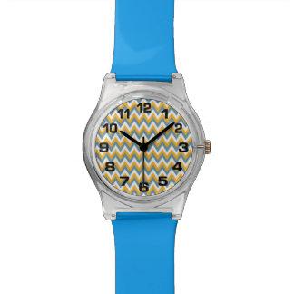Chevron / Zigzag Pattern custom watches