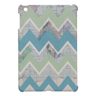 Chevrons Call and the World Answers Case For The iPad Mini