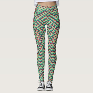 Chevrons Leggings