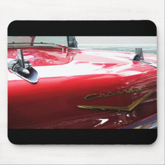 Chevy 1957 Hood Mouse Pad
