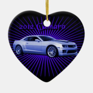 Chevy: 2012 Camaro Christmas Ornament
