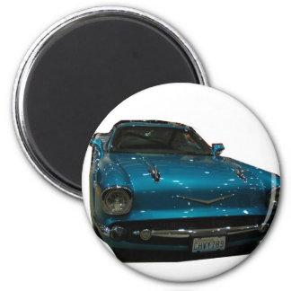 chevy 789-1 6 cm round magnet
