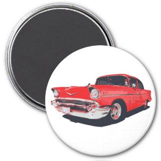 Chevy Bel Air vector illustration Magnet