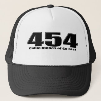 Chevy big block 454 trucker hat