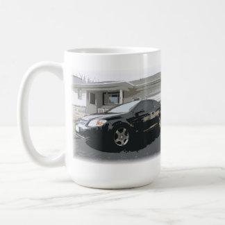 Chevy Cobalt SS supercharged Artwork coffee mug