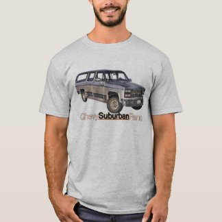 Chevy Grey T-Shirt
