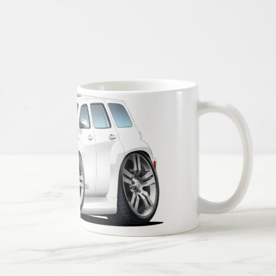 Chevy HHR SS White Truck Coffee Mug