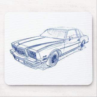 Chevy Monte Carlo 1980 Mousepad