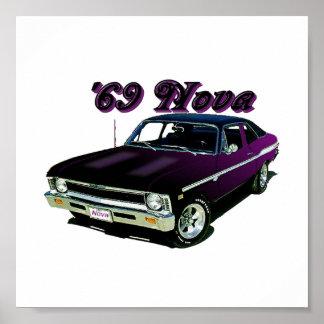 Chevy: Nova Poster