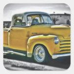 Chevy Pick Up Sticker
