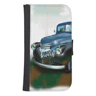Chevy Pickup Samsung S4 Wallet Case