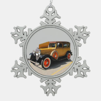 Chevy Special ~ Pewter ornament