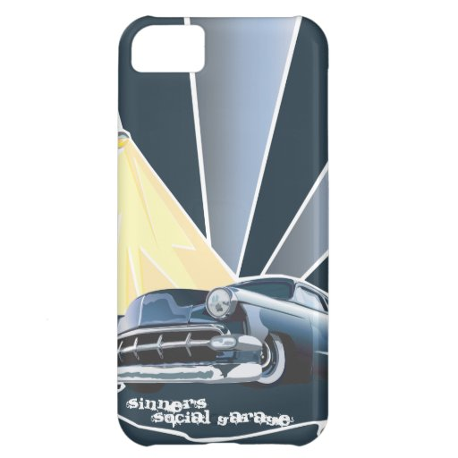 Chevy Tail Dragger Iphone cover iPhone 5C Cases
