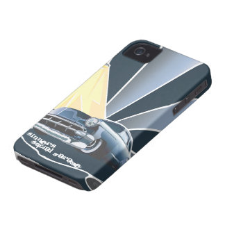 Chevy Tail Dragger Iphone cover iPhone 4 Case-Mate Case