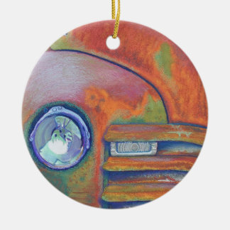 Chevy Truck Christmas Ornament