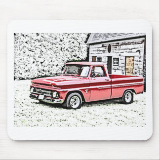 Chevy Truck Mouse Mat