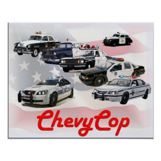 ChevyCop Poster