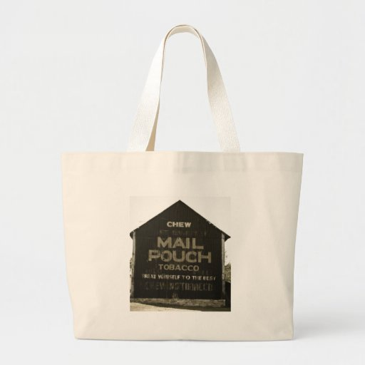 Chew Mail Pouch Tobacco - Antique Photo Finish Bags