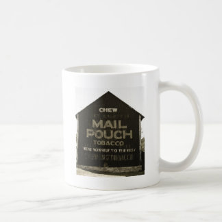 Chew Mail Pouch Tobacco - Antique Photo Finish Coffee Mug